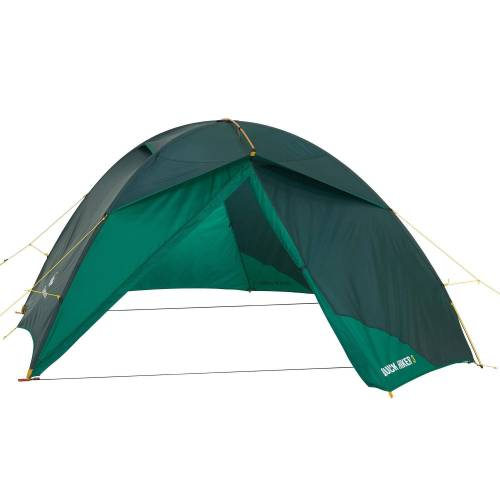 FORCLAZ Außenzelt für Quechua-Zelt Quickhiker 3 grün