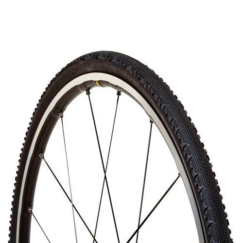 BTWIN Fahrradreifen Faltreifen Rennrad Gravel Light 700×38