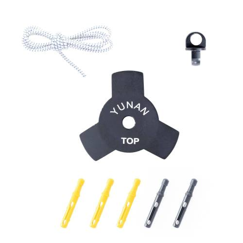FORCLAZ Reparatur-Set Zeltstangen-Set für Trekkingzelt 8,3 mm Durchmesser