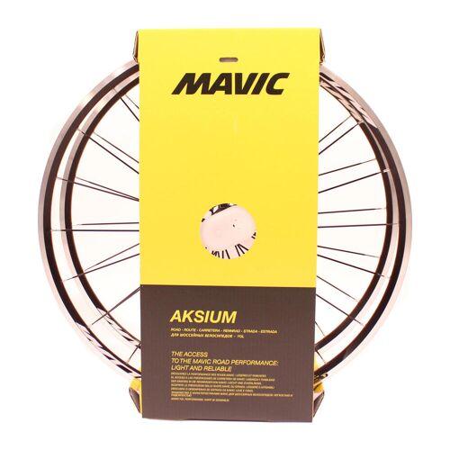 MAVIC Rennrad-Laufradsatz 700 Mavic Aksium schwarz