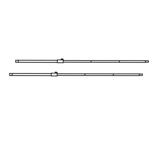 QUECHUA Zeltstangen-Set Alu für Zeltmodell Air Seconds Family 6.3 XL