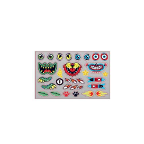 OXELO Sticker Aufkleber Oxelo B1 Tiere & Roboter