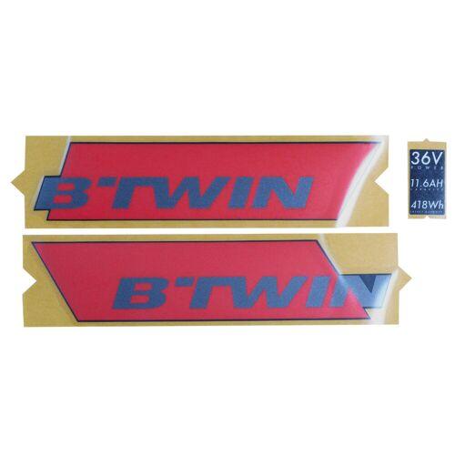 RIVERSIDE Sticker Akku E-Riverside 500