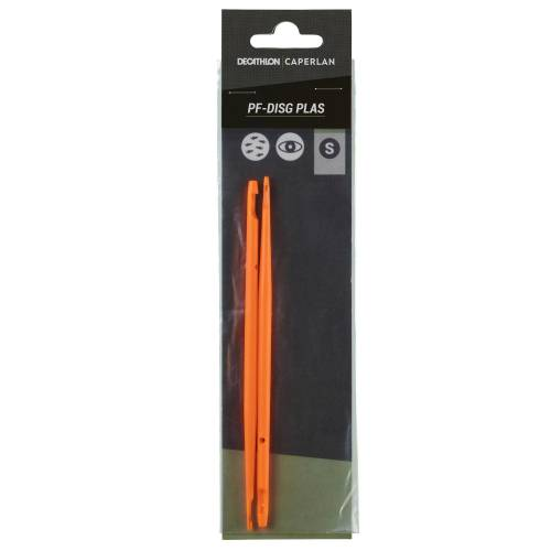 Caperlan Hakenlöser 2er-Set PF-DISG Kunststoff orange