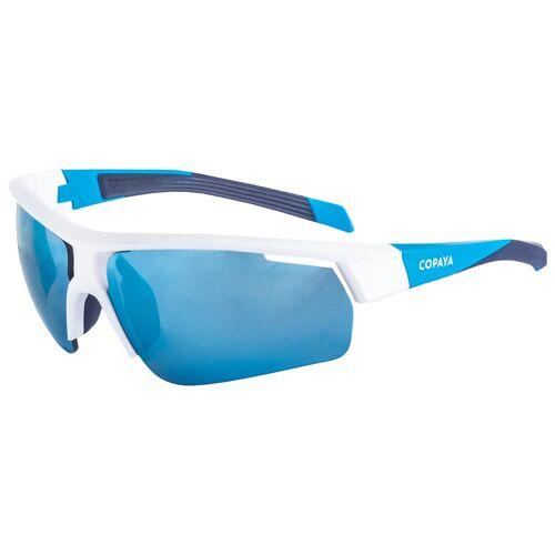 COPAYA Sonnenbrille BVSG500 Beachvolleyball blau/weiß/schwarz BLAU/TÜRKIS/WEIß