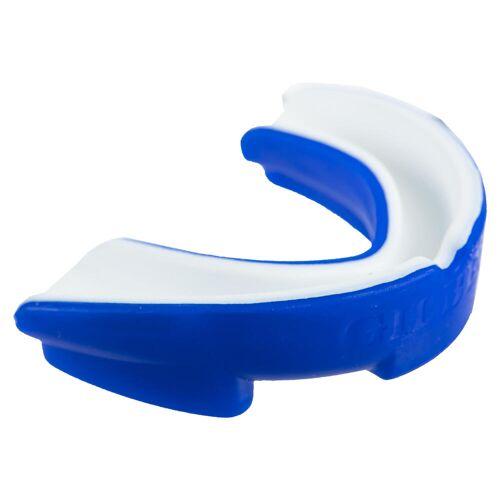 Gilbert Mundschutz Rugby Zahnspange Erwachsene blau/weiss