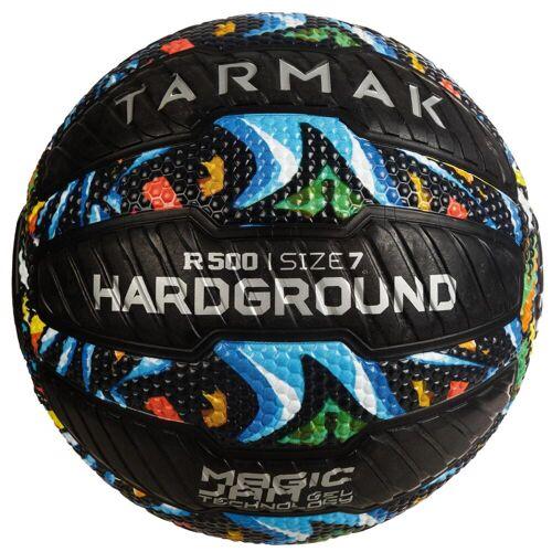 Tarmak Basketball R500 Erwachsene Größe 7 graffiti selbstreparierend und super griffig