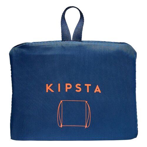 KIPSTA Schuhtasche Light 15 Liter blau/orange