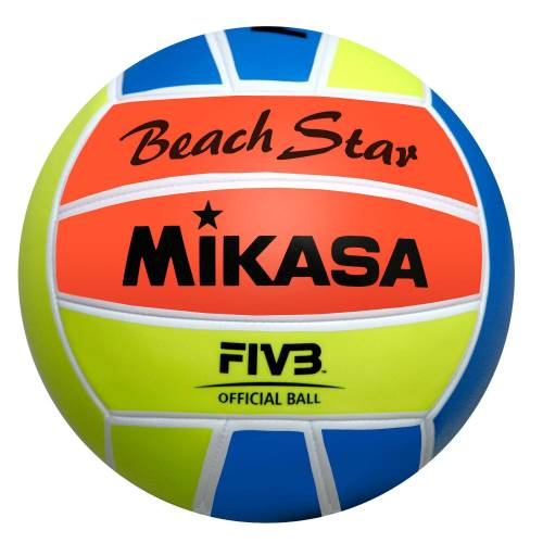 Mikasa Beachvolleyball Beach Star