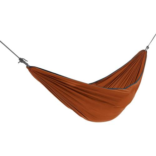 QUECHUA Hängematte Basic 300×152cm 1Person orange BRAUN