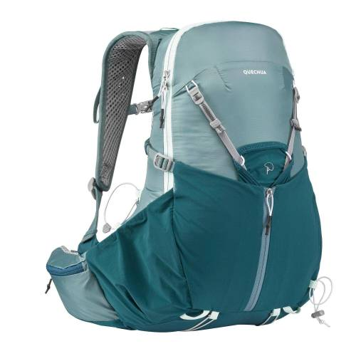 QUECHUA Rucksack Speed Hiking FH500 Ultraleicht 17Liter GRÜN