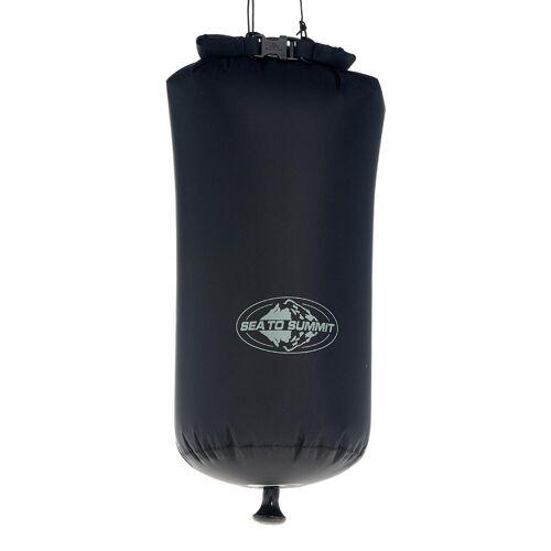 NIC IMPEX Solardusche Kompakt Camping 10 Liter