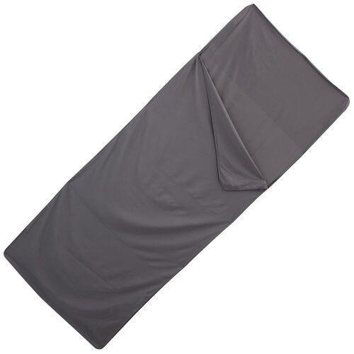 QUECHUA Schlafsack-Inlett Polyester grau