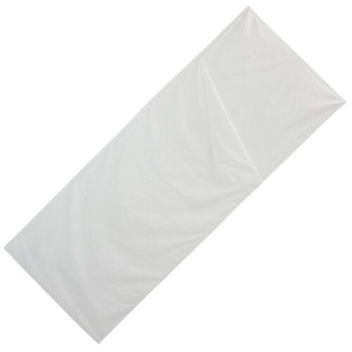 QUECHUA Schlafsack-Inlett Baumwolle beige
