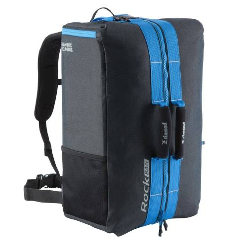 SIMOND Seilsack Rucksack Rockbag 35L schwarz