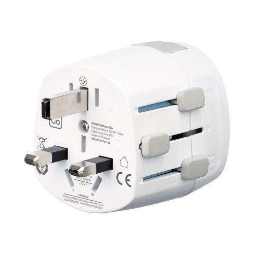 Design Go Steckdosen-Adapter Universal