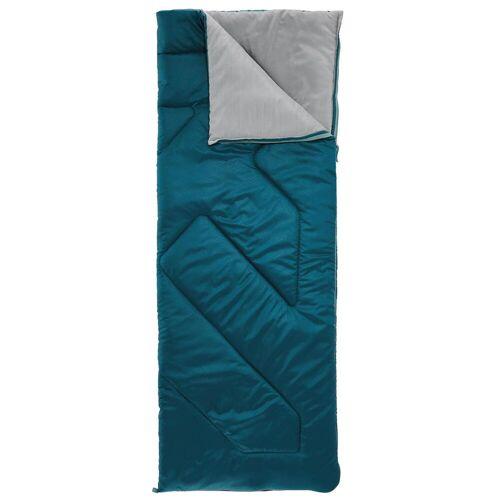 QUECHUA Schlafsack Camping Arpenaz 10°C blau