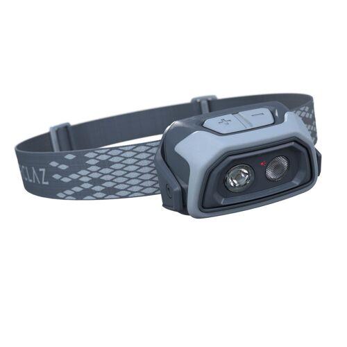 FORCLAZ Stirnlampe Trek 500 USB aufladbar 200 Lumen blau
