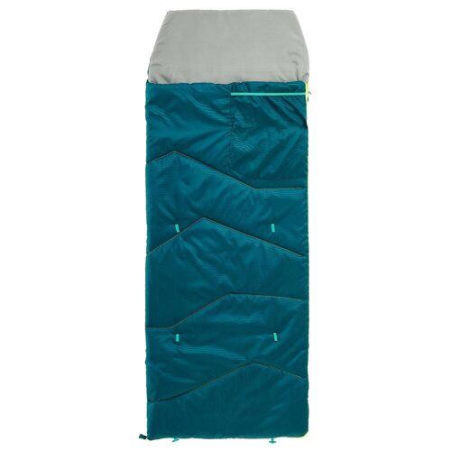 QUECHUA Schlafsack MH100 10°C Kinder blau
