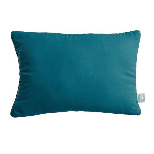 QUECHUA Camping-Kopfkissen Reisekissen Komfort blau