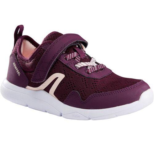 NEWFEEL Sportschuhe Walking Actiwalk Super-light Kinder violett/rosa