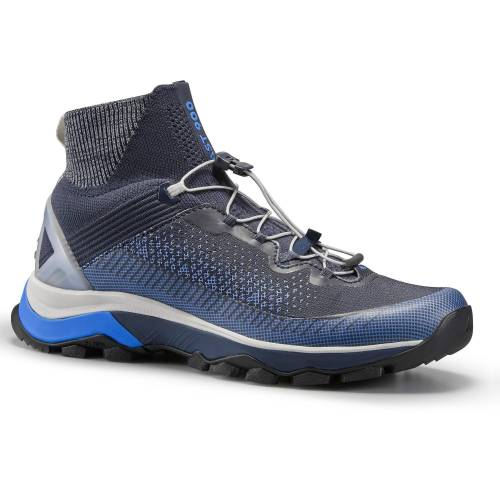 QUECHUA Wanderschuhe Speed Hiking FH900 Damen blau BLAU