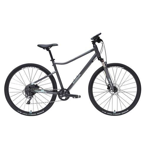 RIVERSIDE Cross Bike 28 Zoll Riverside 900 Alu grün