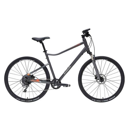 RIVERSIDE Cross Bike 28 Zoll Riverside 900 Alu grau