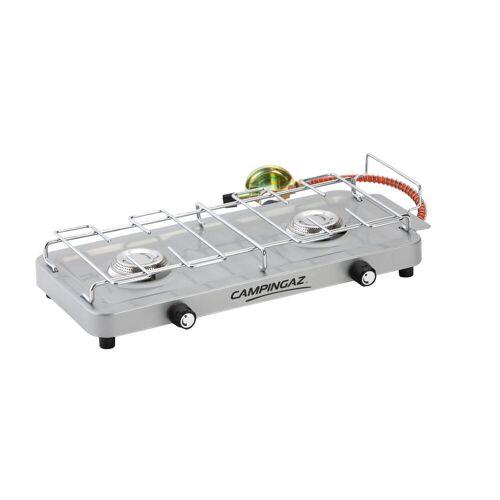 Campingaz Campingkocher 100S 2-flammig kompatibel mit CV 470+ Gaskartuschen