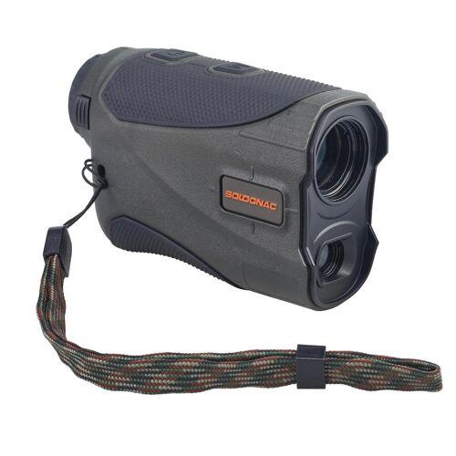 SOLOGNAC Entfernungsmesser Jagd Laser 800m 6×16