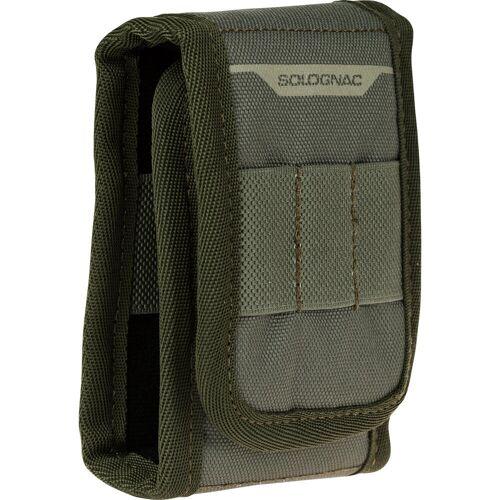 SOLOGNAC Jagd-Patronentasche 9 Patronen X-Access grün