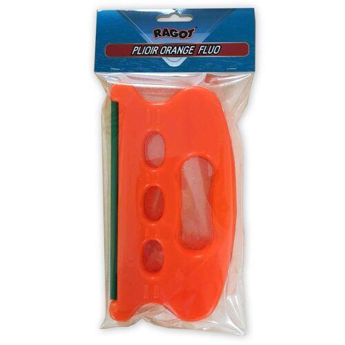 RAGOT Schnuraufwickler orange, Meeresangeln