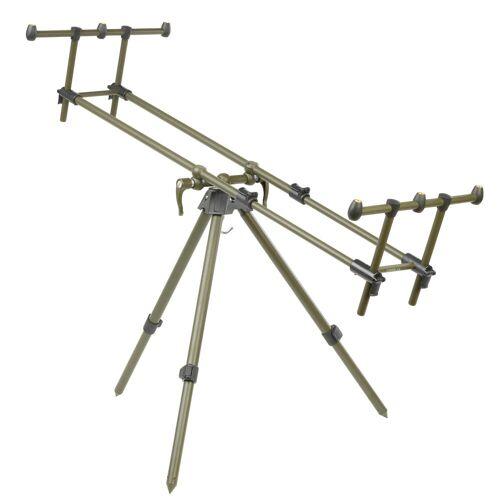 CAPERLAN Rod Pod Tripod 3 Ruten Karpfenangeln