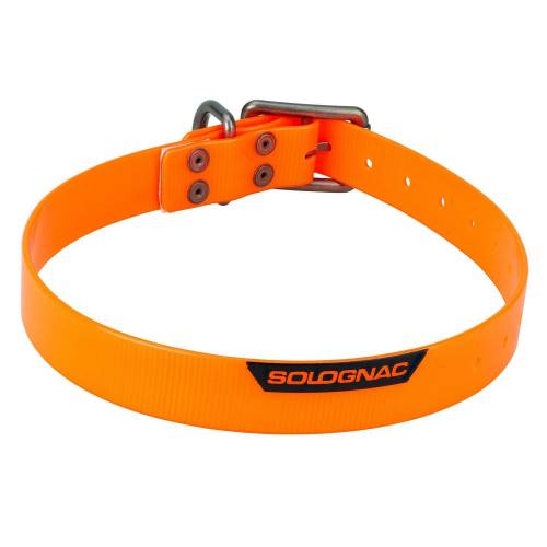 SOLOGNAC Hundehalsband 500 orange