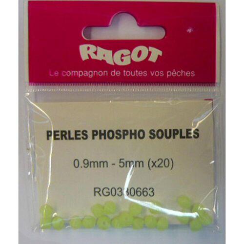 Ragot Perlen weich phosphoreszierend