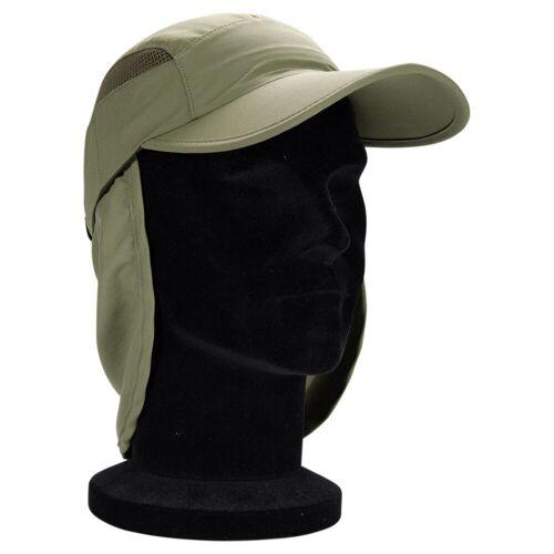 CAPERLAN Schirmmütze 500 faltbar khaki