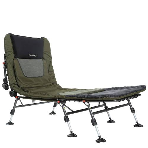 CAPERLAN Karpfenliege Wildtrack Bedchair