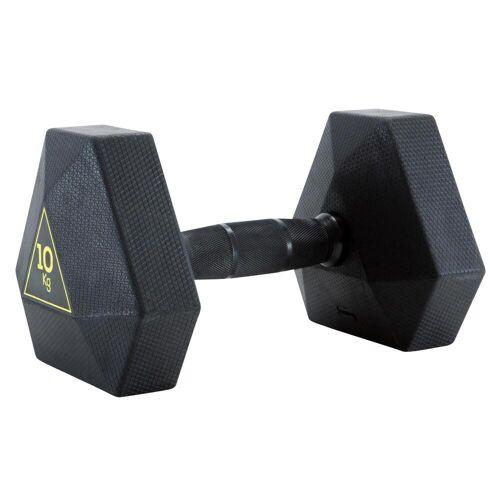 Domyos Hantel Hex Dumbbell 10kg