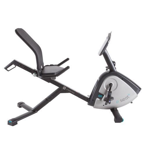 DOMYOS Heimtrainer mit Rückenlehne E-Seat
