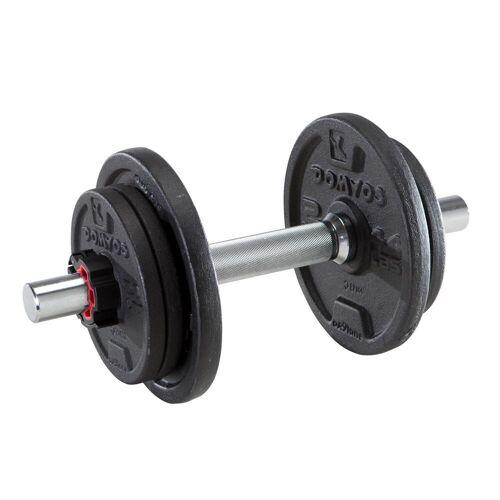 Domyos Hantel 10 kg Krafttraining