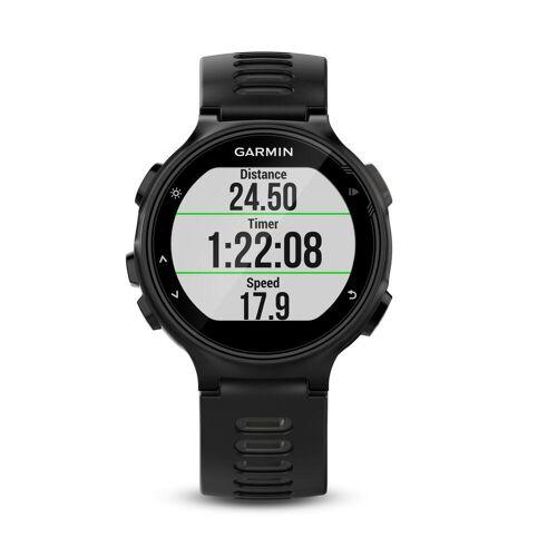 Garmin GPS-Pulsuhr Forerunner 735 XT HF-Messung am Handgelenk schwarz