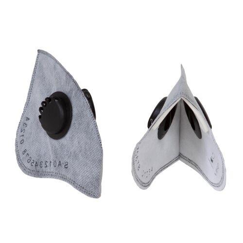 BROYX 2er Pack Broyx FFP1-Filter für filtrierende Halbmasken