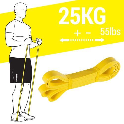 DOMYOS Fitness Band, Trainingsband Cross Training 25kg