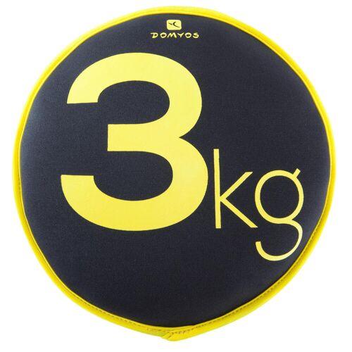 NYAMBA Soft-Hanteln Tonedisc 3kg