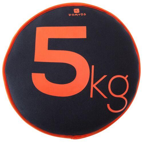 NYAMBA Soft-Hanteln Tonedisc 5kg