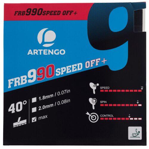 ARTENGO Tischtennisbelag FRB 990 Speed 40°