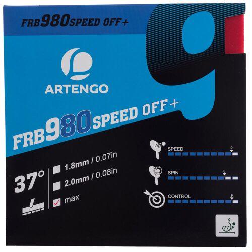 ARTENGO Tischtennisbelag FRB 980 Speed 37°