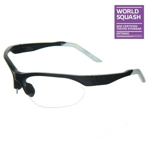 OPFEEL Squashbrille für großes Gesicht SPG 100 Größe L