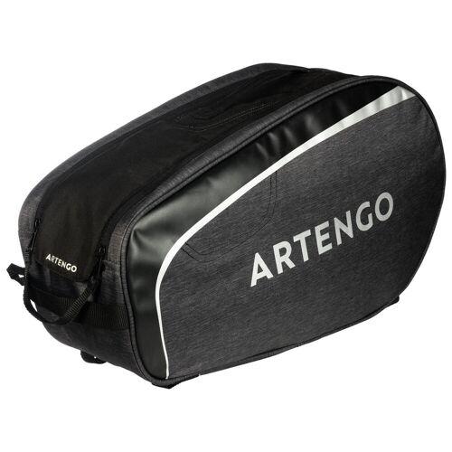 ARTENGO Tennistasche 100 S grau