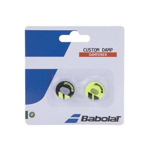 Babolat Vibrationsdämpfer Custom Damp Aero Tennisschläger schwarz/gelb